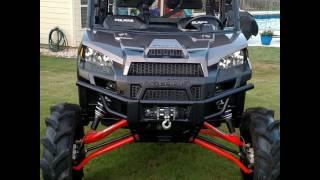 7. Polaris Ranger 1000