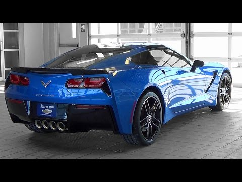 2015 Chevrolet Corvette Stingray Z51: Review