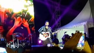 Konser Last Child - Surat Cinta Untuk Starla Romantis banget @PRSU Medan 2017 Video