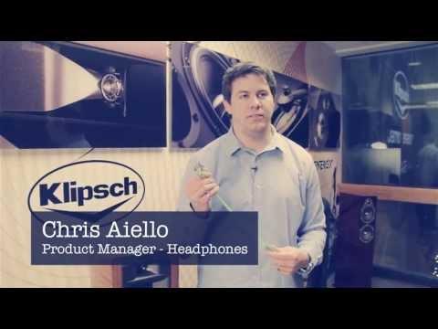 Klipsch A5i Sport Headphone