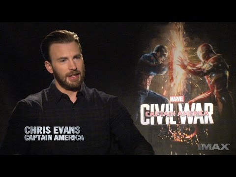 Captain America: Civil War (Featurette 'Super Powers')