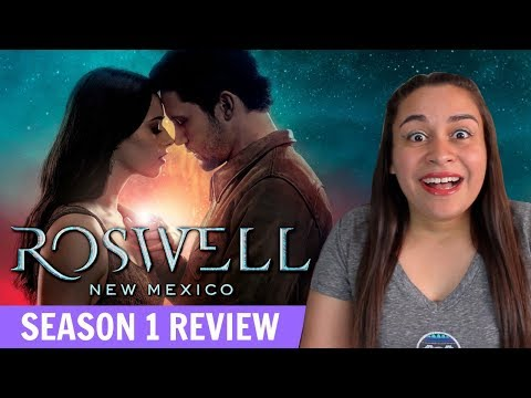 Why Roswell New Mexico Is The Best Show You're Not Watching!