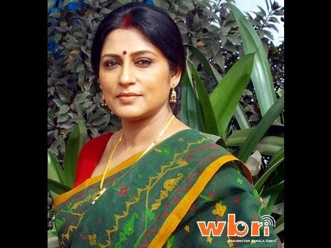 Rupa Ganguly on Bangla Movie Buddhuram Dhol Duniya Gol (Interview)