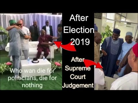 Only Fools Fight & Die For Politicians In Nigeria