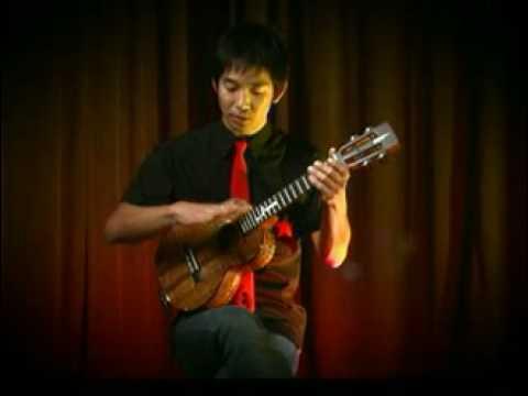 Jake Shimabukuro teaches the Triple Strum