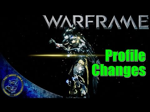 Warframe Update 15 'leaked' content