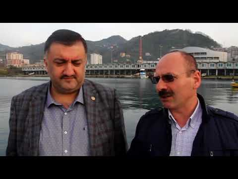 Rize'nin Limanlarına 13 Milyon TL'lik Yatırım Yapıldı