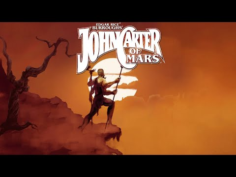 An Opportunity Lost! - John Carter of Mars by TabletopHoard!