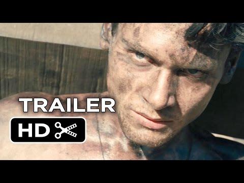 Unbroken Official Trailer #2 (2014) - Angelina Jolie Directed Movie HD