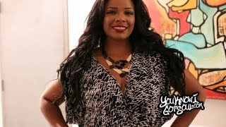 Syleena Johnson Interview - Couples Therapy Album, RnB Divas, R Kelly Collabs