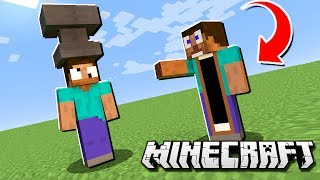 TRY NOT TO LAUGH OR GRIN CHALLENGE! (Minecraft Edition)