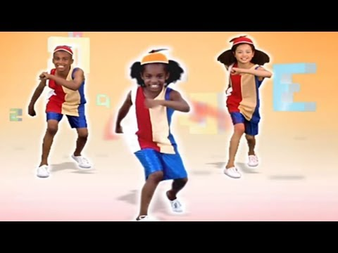 Just Dance Kids 👶 Alphabet Song ❤ Children Songs to Dance, Nursery Rhymes Playlist