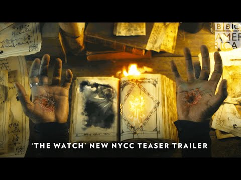 #TheWatch: NEW NYCC Teaser Trailer 👀 Premieres January 3rd | BBC America