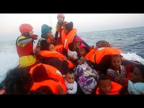 Ιταλία: Αυξήθηκαν οι προσφυγικές ροές τις τελευταίες ημέρες