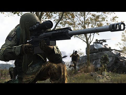 Call of Duty Modern Warfare Multiplayer Beta Trailer