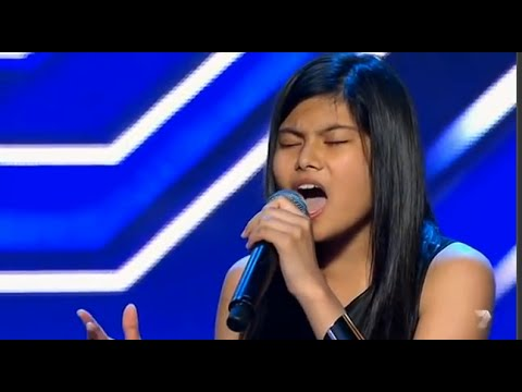 Very Shy 14 Year Old Marlisa SHOCKS Everyone & Gets STANDING OVATION – The X Factor Australia