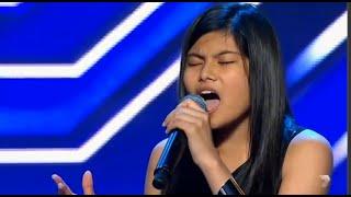 Video Very Shy 14 Year Old Marlisa SHOCKS Everyone & Gets STANDING OVATION - The X Factor Australia MP3, 3GP, MP4, WEBM, AVI, FLV Februari 2019