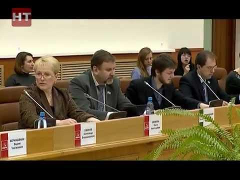 Депутаты Думы Великого Новгорода большинством голосов одобрили проект бюджета города на 2015 год