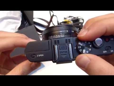 Unboxing Leica D-Lux 6 / Wshop