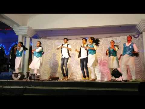 Video REXBAND - Rise up And Dance Performance by Clinton and Friends @St.Antony's Church download in MP3, 3GP, MP4, WEBM, AVI, FLV January 2017