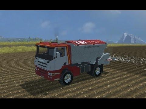 Scania P420 lime v1.0