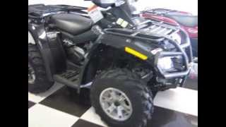 3. CAN-AM Outlander Max 800 H.o. Efi 4x4 Limited (2009)