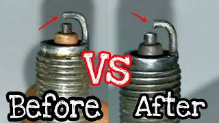 Video How to Modification sparkplug, can make your bike or car be powerful MP3, 3GP, MP4, WEBM, AVI, FLV Oktober 2018