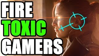 """Video Toxic Gamers Should Be """"Fired""""... According to SJWs MP3, 3GP, MP4, WEBM, AVI, FLV Agustus 2018"""