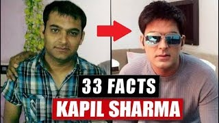 Video 33 Facts You Didn't Know About Kapil Sharma | Hindi MP3, 3GP, MP4, WEBM, AVI, FLV Februari 2018