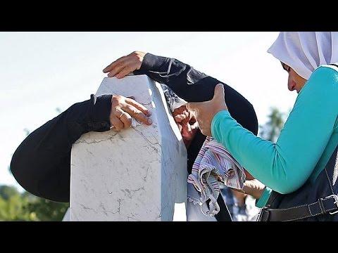 Σρεμπρένιτσα: Εκδηλώσεις μνήμης 20 χρόνια μετά τη σφαγή