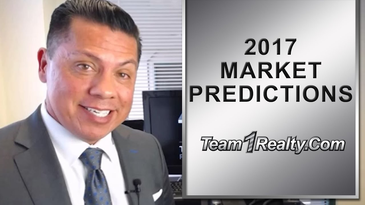 What Will the 2017 Market Look Like?