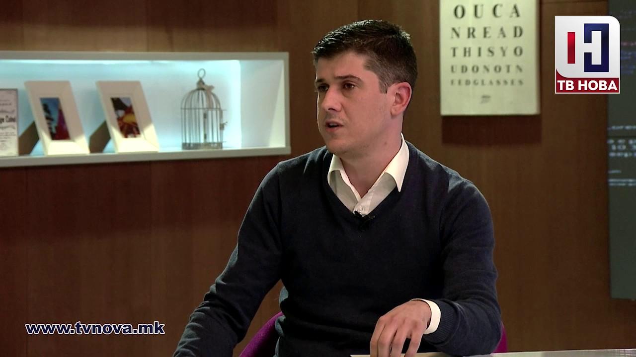 Никола Србов во вестите на ТВ Нова