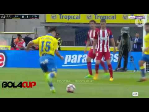 Las Palmas 0 - 5 Atletico Madrid All Goals & Highlights - La Liga // 29-04-17