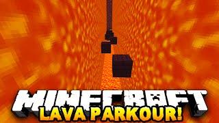Minecraft LAVA PARKOUR! (Custom Parkour Map!) #2 w/PrestonPlayz&NoochMC