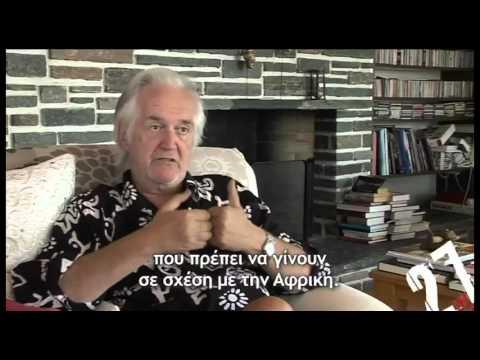 Vid�o de Henning Mankell