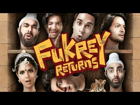 Fukrey Returns, Cast real name, character name & Salary