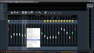 Cubase 8 New Features Video Tutorials 1 VCA Faders, Wave Meters and more