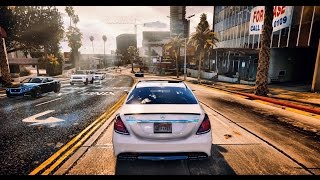 Download Lagu ► GTA 6 Graphics - ✪ REDUX - Cars Gameplay! Ultra Realistic Graphic ENB MOD PC - 60 FPS - 1080p Mp3