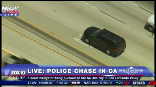 Video FNN: Very Long Police Chase Through Southern California MP3, 3GP, MP4, WEBM, AVI, FLV Agustus 2018