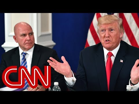 What went wrong between Trump and H.R. McMaster? (видео)