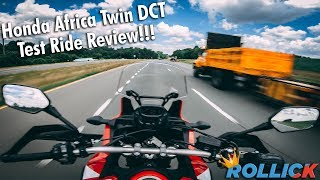 8. Honda Africa Twin DCT Test Ride Review [5 Things I LOVE & HATE]