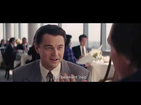 The Wolf of Wall Street trailer NL