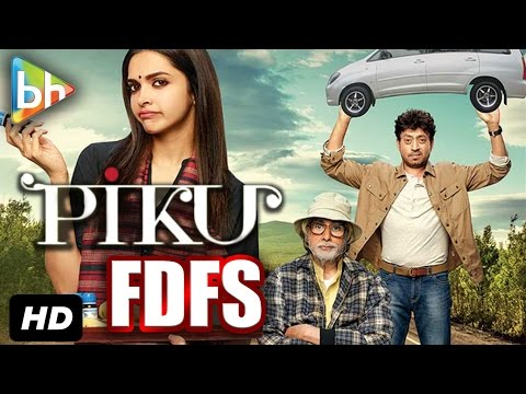 First Day First Show Piku Movie Review