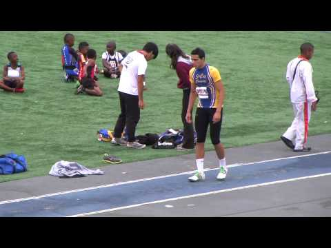 Ahmed Mahmood So Cal Running Cougars Triple  Jump USATF SCA JO T&F Champs June 12, 2011