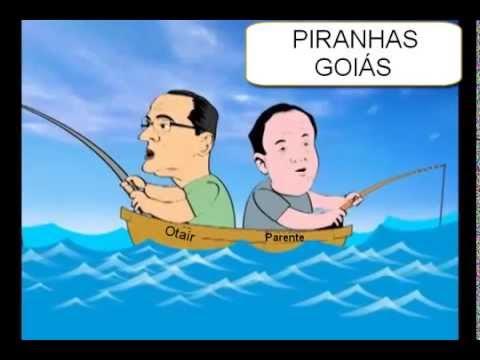 BARCO afundou de vez em Piranhas goiás