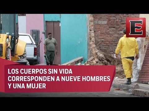 Indagan en Jalisco identidad de 10 cuerpos hallados en fosas clandestinas