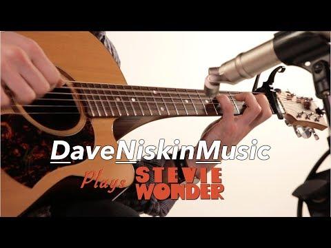 Overjoyed (Stevie Wonder) – Solo Fingerstyle Guitar / Acoustic Interpretation