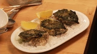How To Make Oysters Rockefeller - YouTube