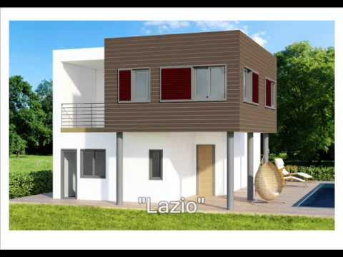 Case in legno team 39 s idea for Case prefabbricate modulari