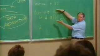 Lecture 2B | MIT 6.001 Structure And Interpretation, 1986
